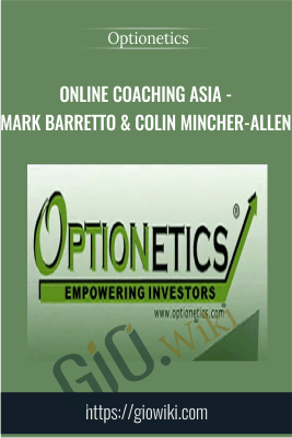 Online Coaching Asia - Mark Barretto & Colin Mincher-Allen - Optionetics