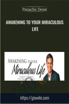 Awakening to your miraculous life - Panache Desai