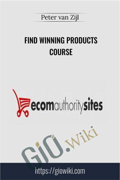 Find Winning Products Course – Peter van Zijl