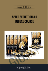 Speed Seduction 3.0 Deluxe Course – Ross Jeffries