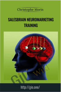 SalesBrain NeuroMarketing Training - Christophe Morin