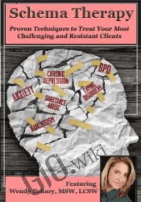 Schema Therapy: Proven Techniques to Treat Your Most Challenging and Resistant Clients - Wendy T. Behary