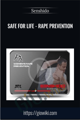 Safe For Life - Rape Prevention - Senshido