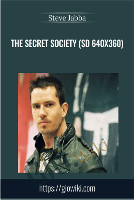 The Secret Society (SD 640x360) - Steve Jabba