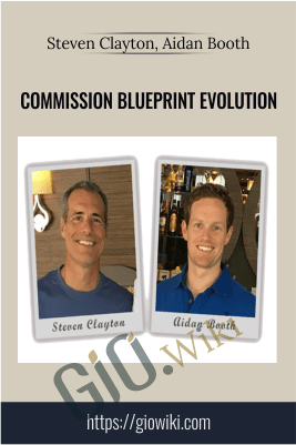Commission Blueprint Evolution – Steven Clayton, Aidan Booth