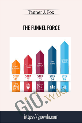 The Funnel Force - Tanner J. Fox