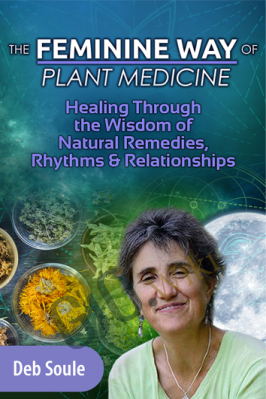 The Feminine Way of Plant Medicine - Deb Soule