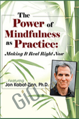 The Power of Mindfulness as Practice + Mindfulness, Healing and Transformation - Jon Kabat-Zinn