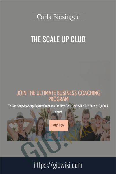The Scale Up Club - Carla Biesinger