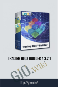 Trading Blox Builder 4.3.2.1