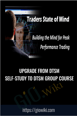 Upgrade from DTSM Self-Study to DTSM Group Course
