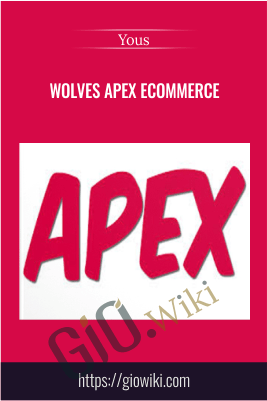 Wolves Apex eCommerce – Yous