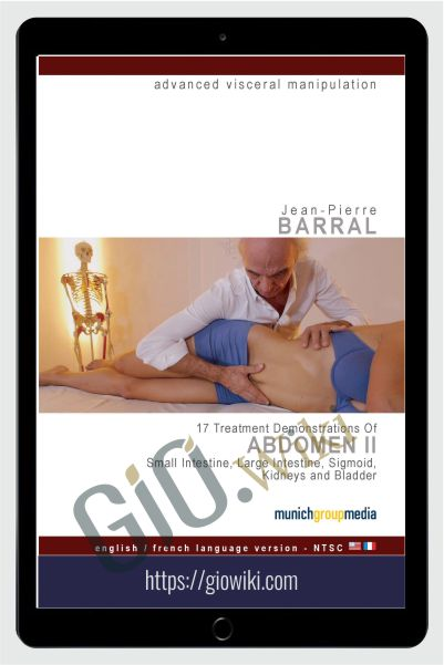 Advanced Visceral Manipulation – Abdomen 2 –  Jean-Pierre Barral