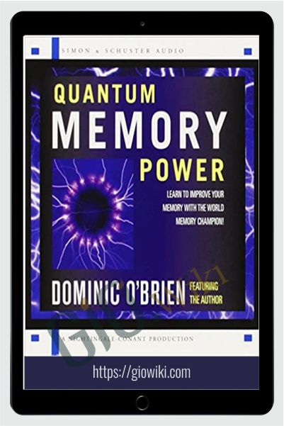Quantum Memory Power – Dominic O'Brien