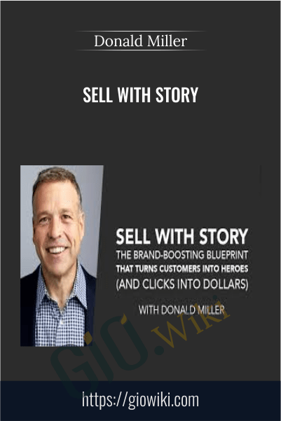 Sell With Story – Donald Miller