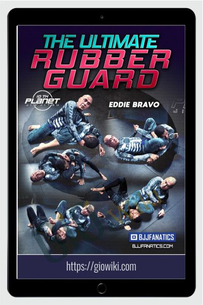 Eddie Bravo Rubber Guard Mini - Instructional