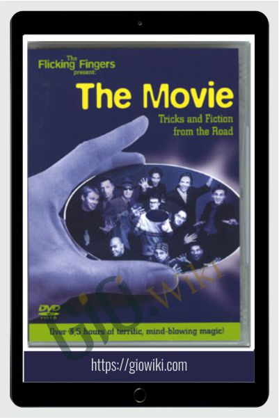 The Movie - Flicking Fingers