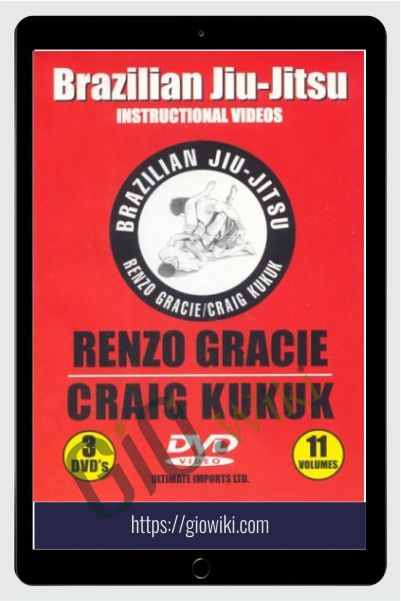Complete Instructional - Gracie Jiu Jitsu