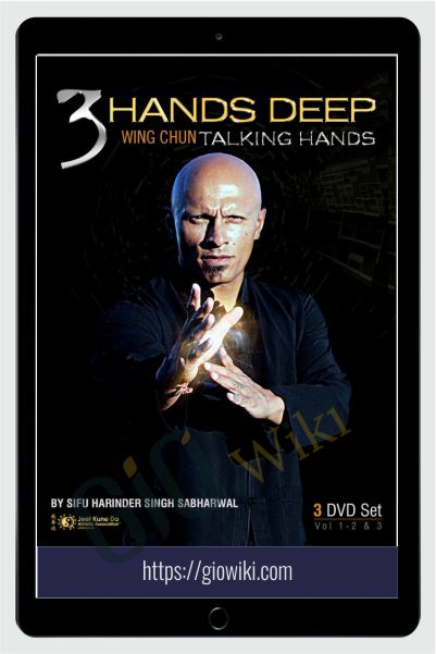 3 Hands Deep: Wing Chun Talking Hands - Harinder Singh Sabharwal