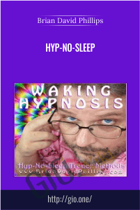 Hyp-No-Sleep — Brian David Phillips