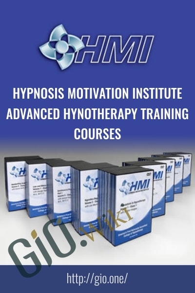 Hmi – Hypnosis Motivation Institute – Advanced Hynotherapy Training Courses