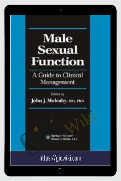 Male Sexual Function - John J. Mulcahy