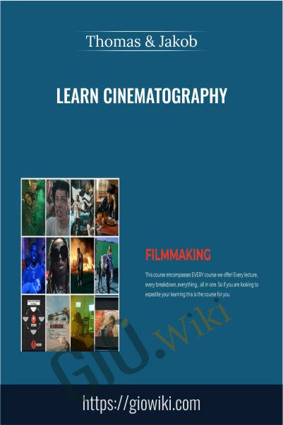 Learn Cinematography - Thomas & Jakob