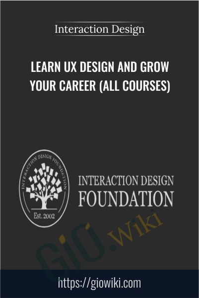 Learn UX Design and Grow Your Career (All Courses) - Interaction Design