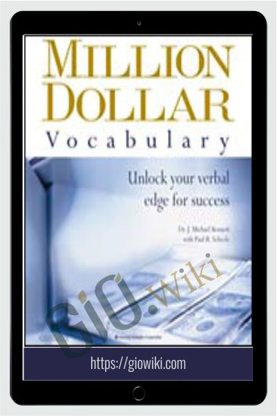 Million Dollar Vocabulary - Learningstrategies