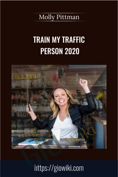 Train My Traffic Person 2020 – Molly Pittman