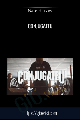 ConjugateU - Nate Harvey