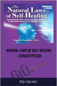 Natural Laws of Self–Healing – Gerald Epstein