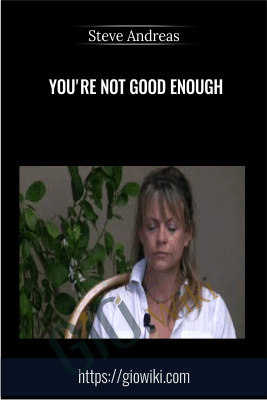 You're Not Good Enough - Steve Andreas