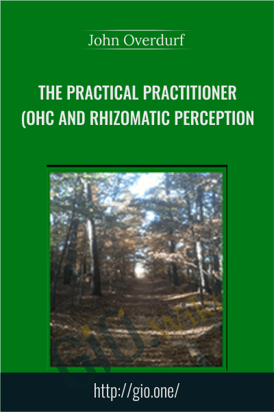 The Practical Practitioner (OHC and Rhizomatic Perception) - John Overdurf