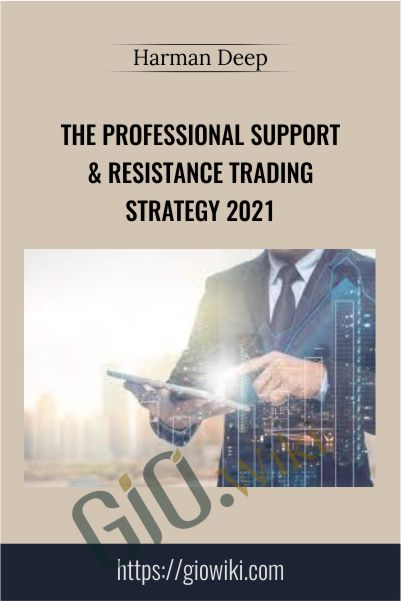 The Professional SUPPORT & RESISTANCE Trading Strategy 2021 - Harman Deep