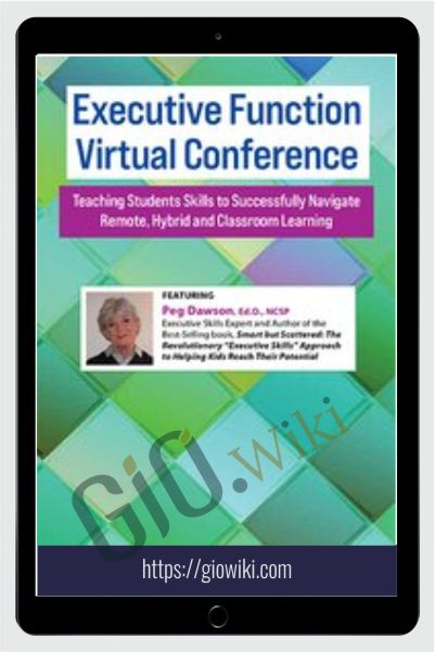 Executive Function Virtual Conference: Teaching Students Skills to Successfully Navigate Remote, Hybrid and Classroom Learning