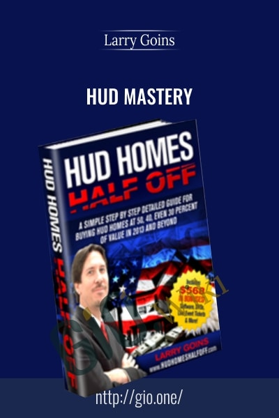HUD Mastery - Larry Goins