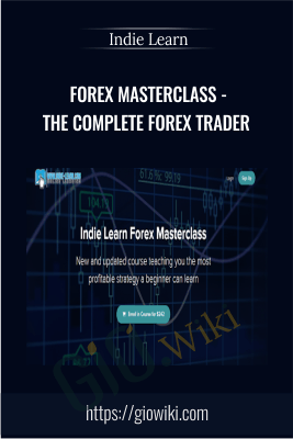 Forex Masterclass - The Complete Forex Trader - Indie Learn