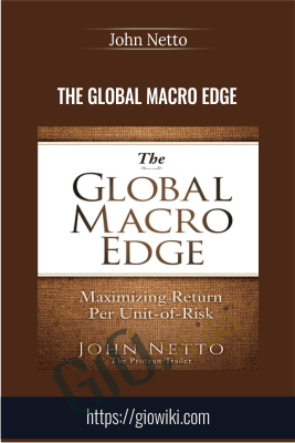 The Global Macro Edge - John Netto