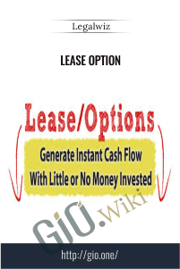 Lease Option - Legalwiz