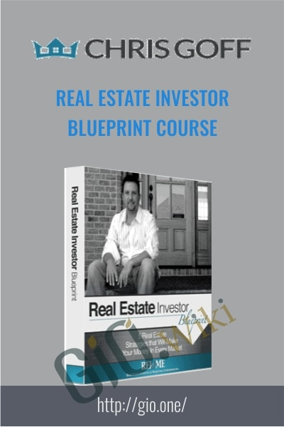 Real Estate Investor Blueprint Course