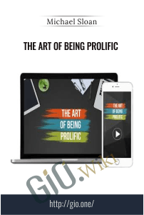 The Art of Being Prolific