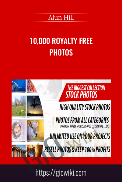 10,000 Royalty Free Photos - Alun Hill