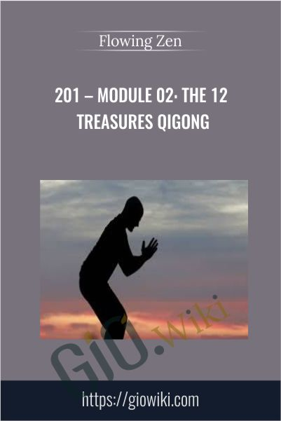 201 - Module 02: The 12 Treasures Qigong - Flowing Zen