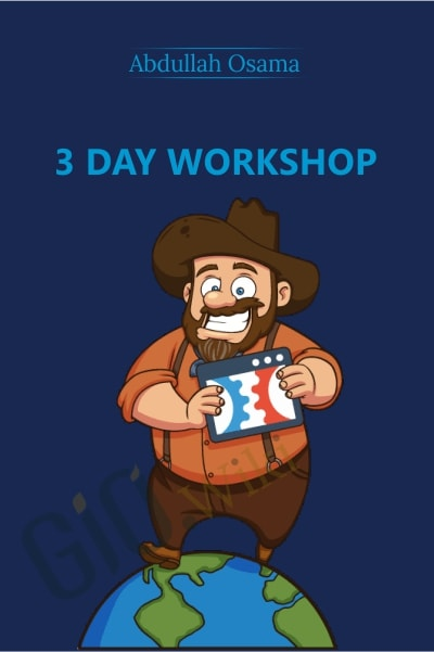 3 Day Workshop - Abdullah Osama