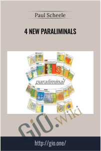 4 New Paraliminals - Paul Scheele
