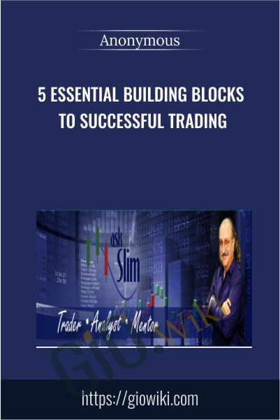 5 Essential Building Blocks to Successful Trading