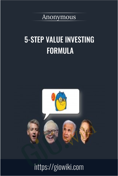 5-Step Value Investing Formula