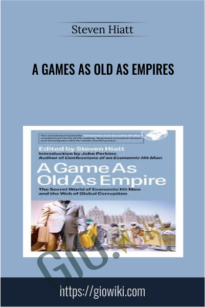 A Games As Old As Empires - Steven Hiatt
