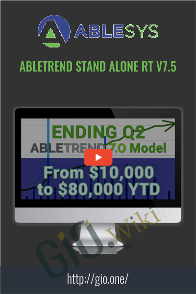 AbleTrend Stand Alone RT v7.5 - AbleSys